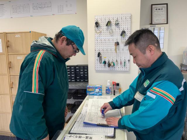 石川トナミ運輸 石川共配センターの画像・写真